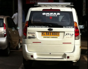 Xylo Taxi in Kannur