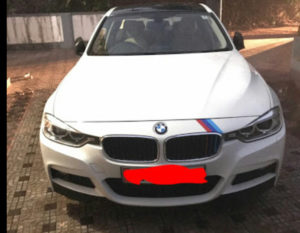BMW in Kannur