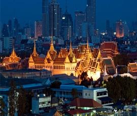 Bangkok Budda Temple