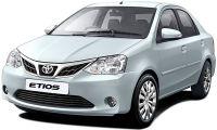 Etios Taxi in Kannur