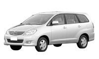 Innova Taxi in Kannur