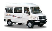 Tempo Traveller in Kannur